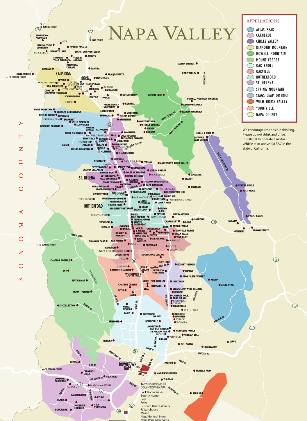 Napa Vs Sonoma Wine Tours